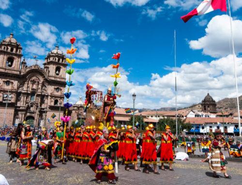 Inti Raymi Fiesta del Sol Cusco Sacsayhuaman